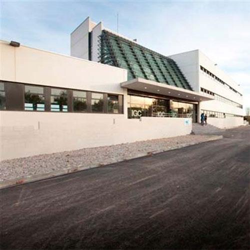 Nueva sede de Fundación Laboral en Badalona.