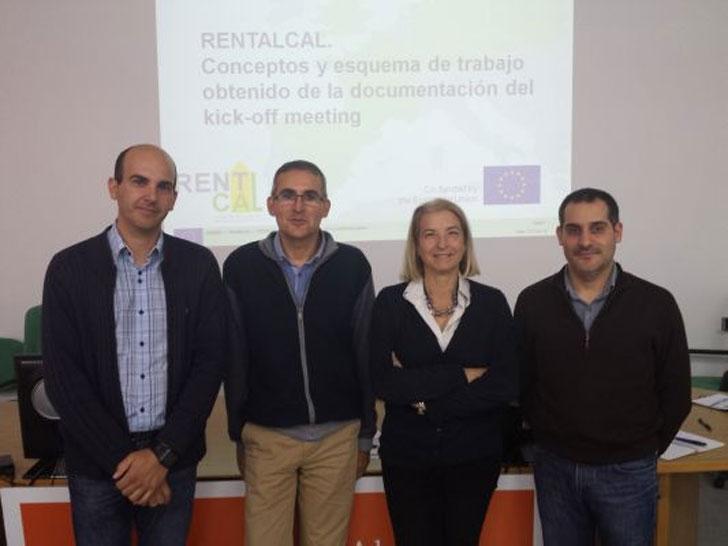 Integrantes del proyecto RentaCal.