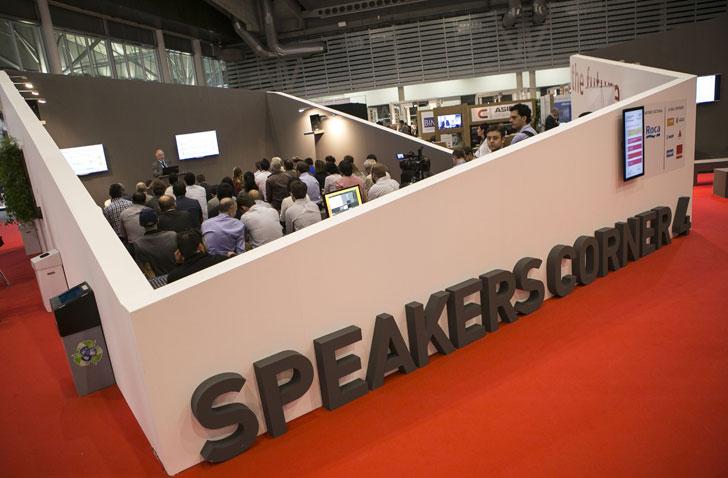 Speakers Corner. Jornadas.
