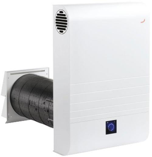 Unidad de ventilación de Zehnder.