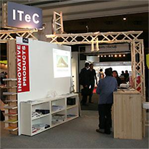Stand del ITEC.