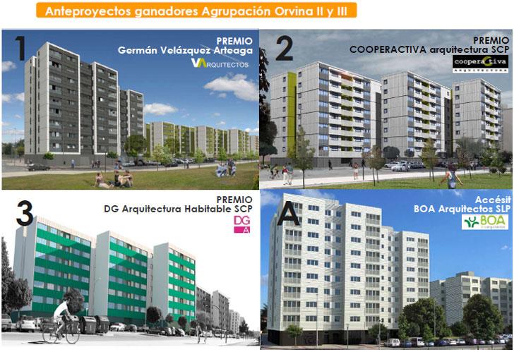 Proyectos Ganadores de Efidistrict.