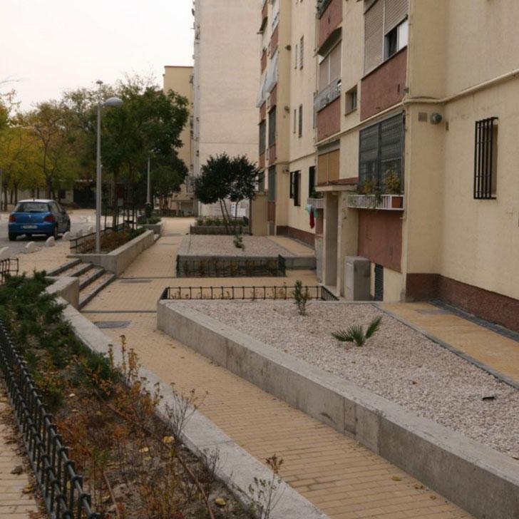 Ciudad de los Ángeles, barrio premiado por la Comunidad de Madrid.
