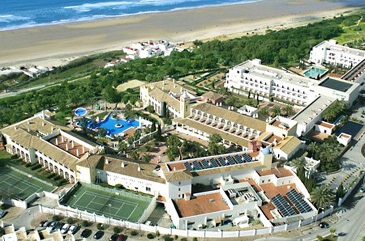 Aspectos sostenibles de Fuerte Hoteles-placas solares.