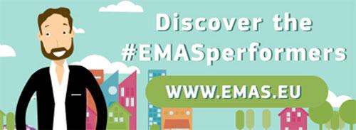 Animación sobre EMAS creada por la Comisión Europea.