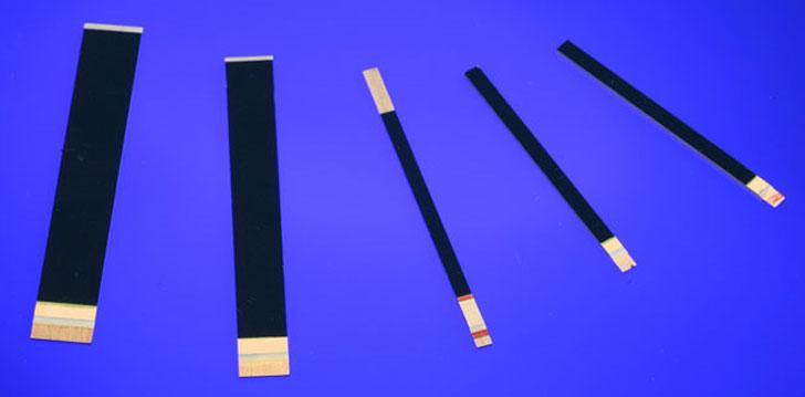 Materiales piezoeléctricos.