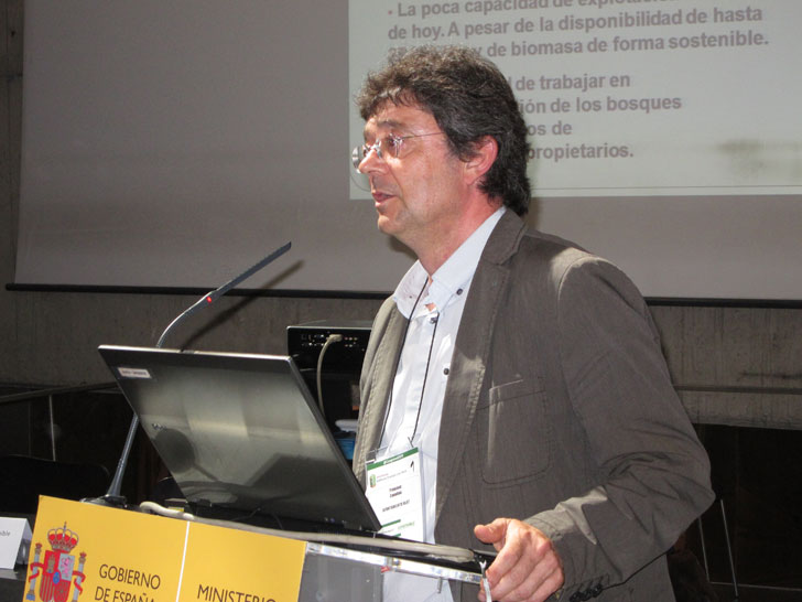 Francesc Manel, ponente.