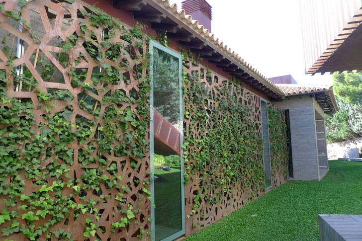 Villa de Mallorca, uno de los proyectos españoles presentados al concurso.