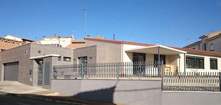 Passivhaus de Aragón.