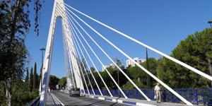 Rehabilitación integral del Puente Cristo del Amor en Marbella