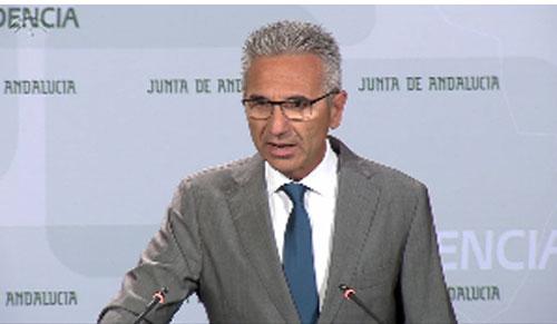 Declaraciones de la Junta de Andalucía.