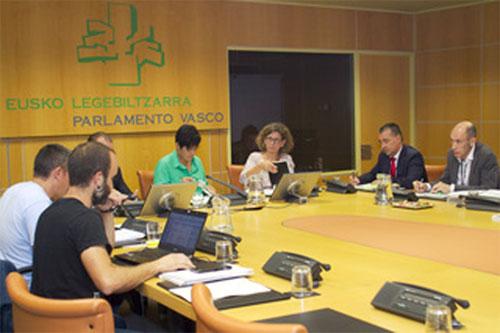 Reunión para la aprobación del presupuesto destinado a la Estrategia de Cambio Climático.