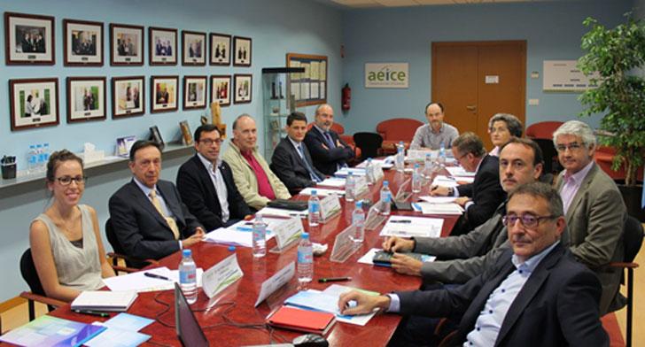 Consejo Asesor de AEICE.