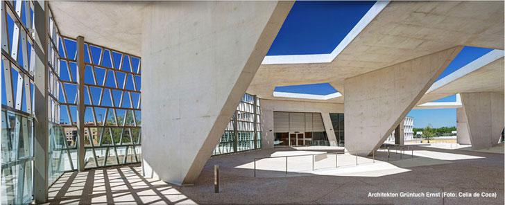 Instalaciones del Colegio Alemán de Madrid.