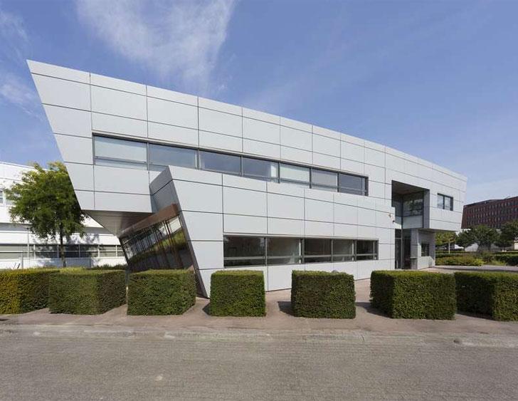 Edificio administrativo de Neways Electronics en Son.