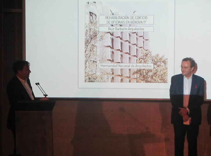 La Rehabilitación de Génova 17 consigue el Premio COAM 2015.