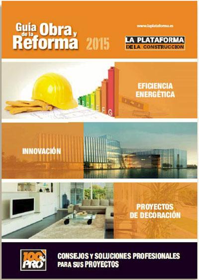 Guía de la Obra y Reforma 2015.