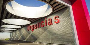 El Hospital Rey Juan Carlos aúna diseño, luz y sostenibilidad