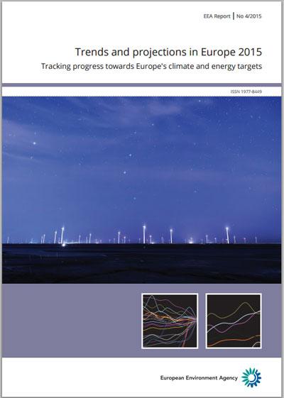 Informe Tendencias y proyecciones en Europa en 2015.