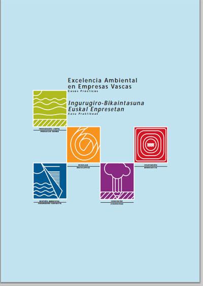 Guía de excelencia ambiental de empresas del País Vasco.