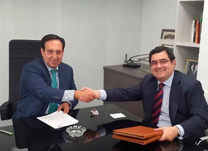 Acuerdo entre CEAT y Fundación Laboral.
