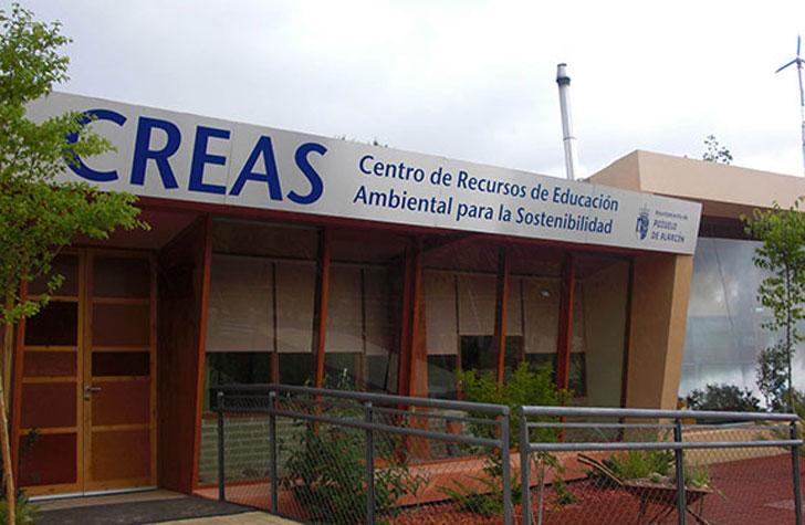 Edificio sostenible CREAS.