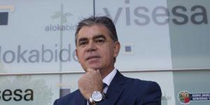 Marcos Muro, Director General de Visesa