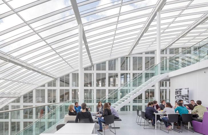 Edificio Pasivo de Bruselas.