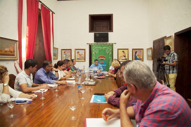 El Ayuntamiento de Teguise ejecuta proyectos de desarrollo sostenible.