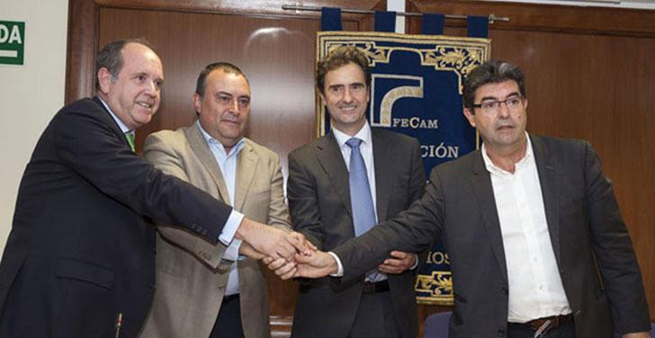 Acuerdo entre Endesa y FECAM.