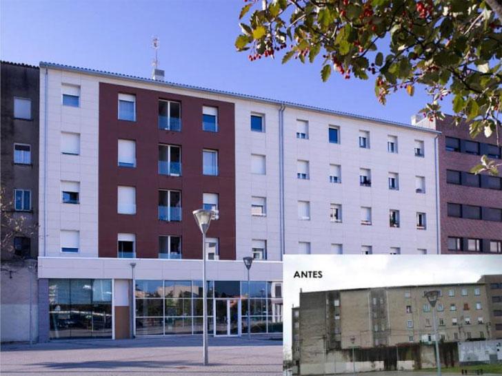 Rehabilitación integral en Pamplona.