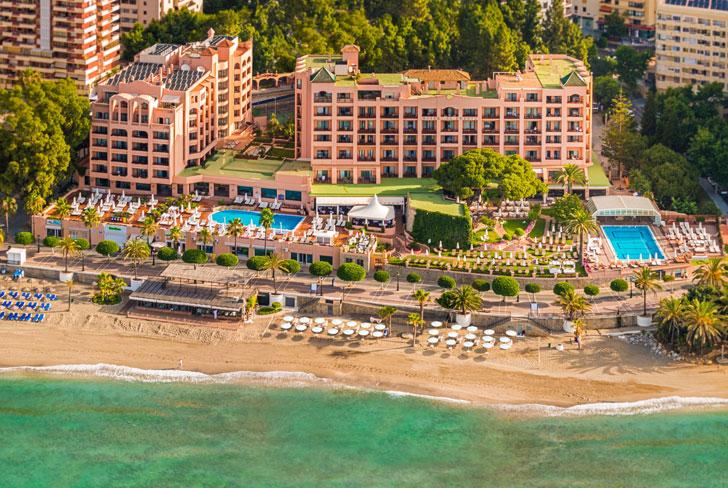 Hotel de Marbella de Fuerte Hoteles.
