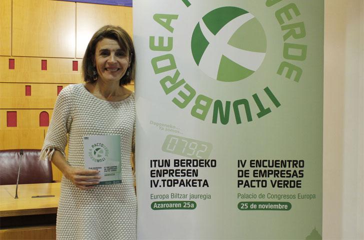 Premio Pacto Verde.