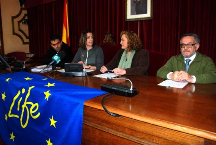 Reunión sobre el proyecto Lugo+dinámica.