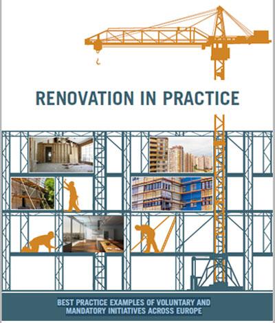BPIE publica su Informe de prácticas de rehabilitación.