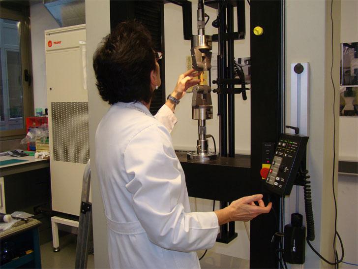 Laboratorio UVA que investiga sobre el ruido.