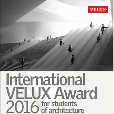 Cartel de los Premios VELUX.