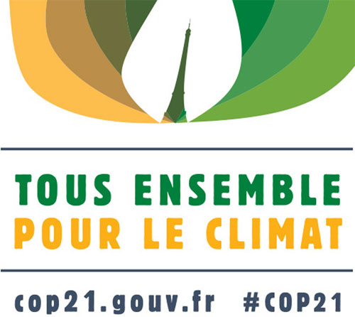 Cartel de la COP21.