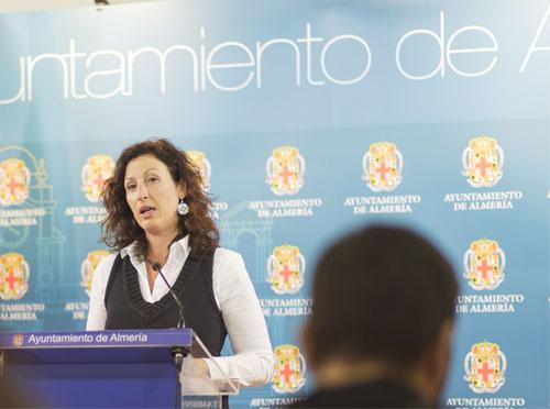 El Ayuntamiento de Almería anuncia las ayudas a rehabilitación.