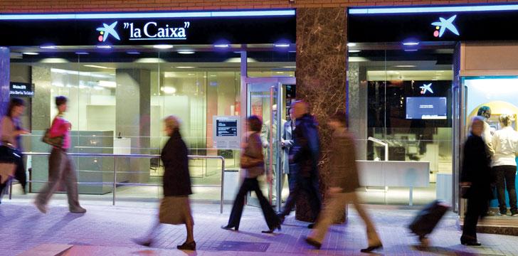 Oficina CaixaBank.