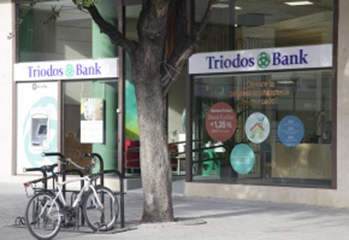 Oficinas de Triodos Bank.