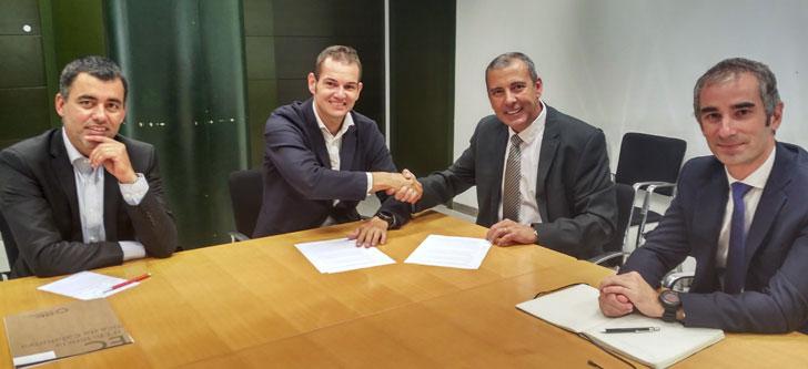 CEEC y AGIC firman un acuerdo para impulsar la rehabilitación energética.