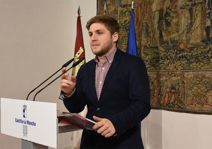 Nacho Hernando, anuncia las ayudas a la eficiencia energética en CLM.