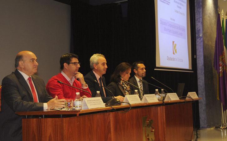 Jornada sobre rehabilitación eficiente en Córdoba.