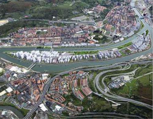 Bilbao: regeneración urbana.