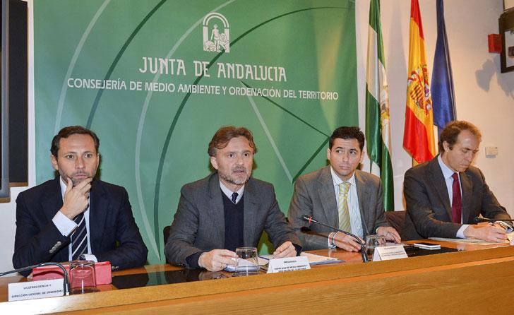 José Fiscal, durante su intevención.