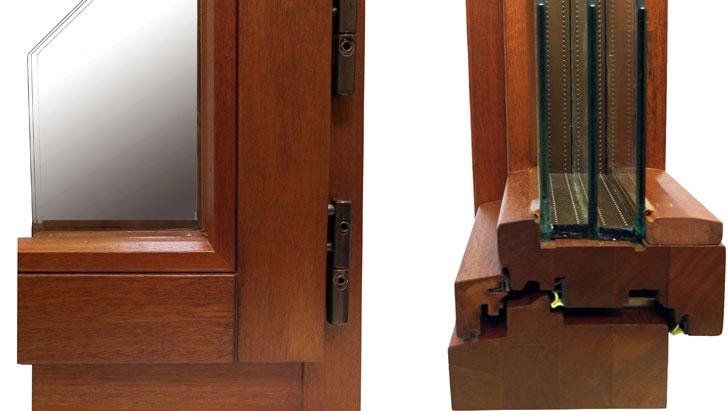Primera ventana certificada PHI para climas cálidos.