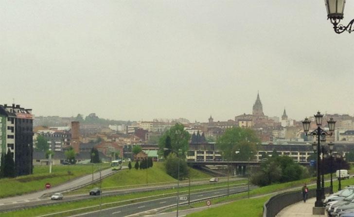 Imagen de Oviedo.