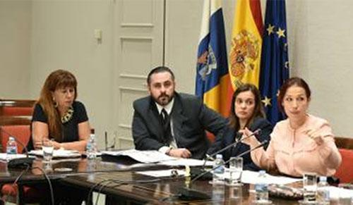 Anuncio de la inversión de 85 millones de euros en rehabilitación.