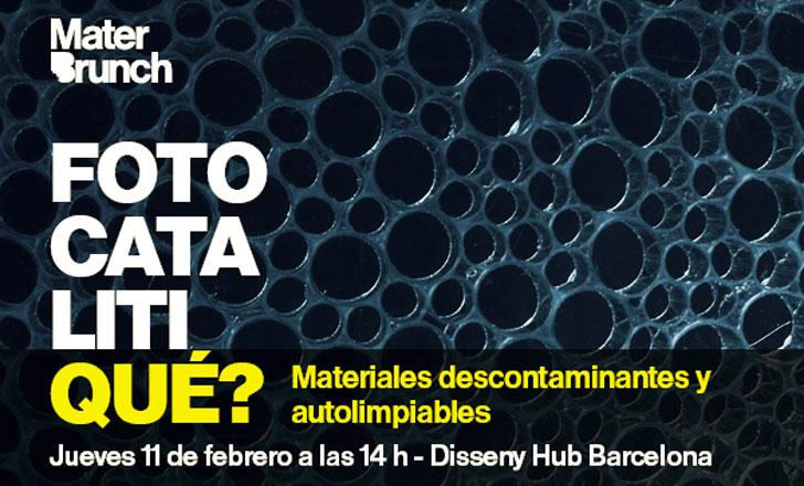 Jornada sobre la Fotocatálisis y los materiales descontaminantes y autolimpiables.